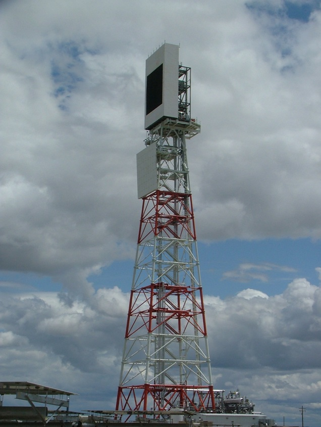 solar tower Using Solar to Produce Oil